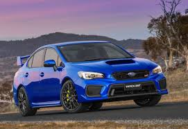 2018 subaru sti hatchback. interesting subaru no changes are made to the engines which means wrx keeps 20litre  turbocharged fourcylinder unit producing 197kw and 350nm while sti  to 2018 subaru sti hatchback