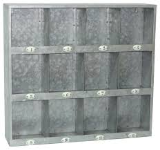 wall cubby organizer galvanized metal wall umbra cubby wall mount organizer