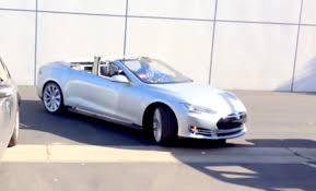 2018 tesla convertible. perfect convertible update first tesla model s convertible video went up for sale on ebay throughout 2018 tesla convertible