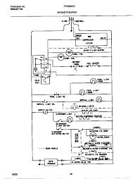 Wiring diagram for frigidaire refrigerator ewiring wiring diagram