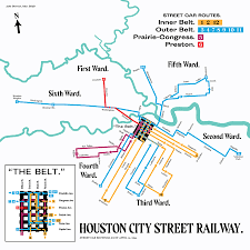 Houston Proposed Light Rail Map Examining The Odds Of A Metro Light Rail Connection To Hobby