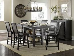 Progressive Furniture Willow Dining Distressed Finish Rectangular - Distressed dining room table and chairs