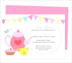 Birthday Party Invitation Template Word Free 9 10 Birthday Invite Template Word Juliasrestaurantnj Com