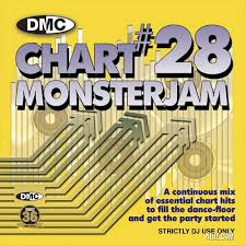 Dmc Chart Monsterjam Vol 28 Resource For Professional Djs