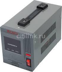 Купить <b>Стабилизатор напряжения РЕСАНТА</b> АСН-500/1-Ц серый ...