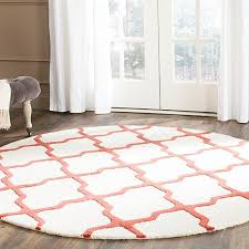 6 ft round rug. 6 Round Rugs Amazing 6ft Amazon Com With 5 Ft Rug