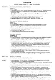 Database Designer Resume Database Designer Resume Samples Velvet Jobs 4