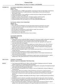 Database Designer Resume Database Designer Resume Samples Velvet Jobs 4