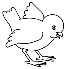 Small Picture Adult baby chick coloring page Baby Chick Coloring Pages Clipart
