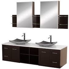 Dual Bathroom Vanities Modern Bathroom Double Sinks On Double Sink Bathroom Vanities