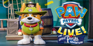 Paw Patrol Live Wfcu Centre Windsor First Class Group