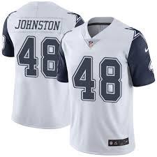 Dallas Cowboys Men's Johnston Daryl Elite
