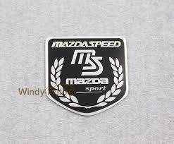 mazdaspeed emblem. main image mazdaspeed emblem a
