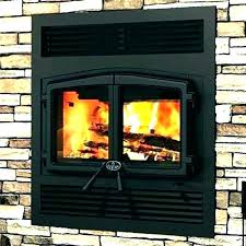 beautiful wood stove glass doors how to keep door cleaner good fireplace replacement and cooking for
