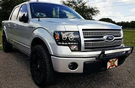 Ford Light Bar N Fab O R Light Bar Textured Black Ford Raptor 10 14