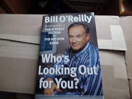 image is loading bill o 039 reilly autographed hard cover book