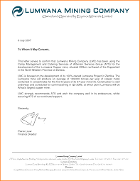 Generic Letter To Whom It May Concern Template Pictures To Pin On