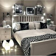 Black White Bedroom Decorating Ideas Red And Pictures – Maker House ...