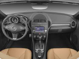 Image: 2010 Mercedes-Benz SLK Class 2-door Roadster 3.0L Dashboard ...