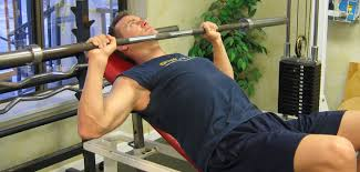 Bench Barbell Incline Bench Incline Barbell Close Grip Bench Incline Bench Press Grip