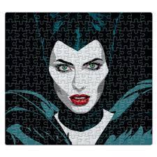 Пазл магнитный 27.4 x 30.4 (210 элементов) Maleficent ...