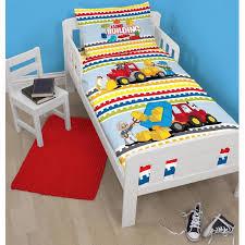 toddler tractor bedding under 30 duvet pillowcase set