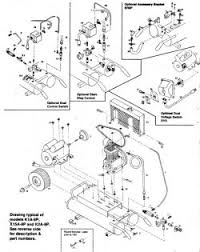 emglo k1a 8p air compressor parts belaire compressor oil at Bel Air Compressor Wiring Diagram