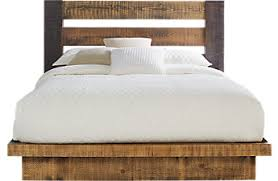 Asher Driftwood 3 Pc King Bed