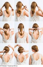 Chingon Hair Style best 25 chignons ideas easy chignon tutorial 6087 by wearticles.com
