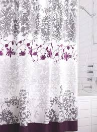 Embroidered floral vine shower curtain Shower Curtains Simons