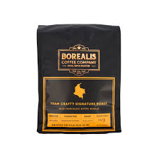 Crafty Colombia Team Crafty Signature Roast Borealis Coffee Company