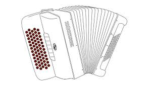 Accordion Keys Chart The Smallest Free Bass Button Accordion Hohner Enjoy Music