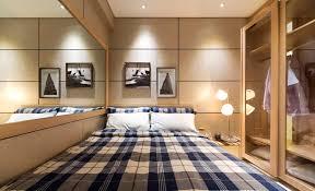 images?q=tbn:ANd9GcQkGNM6h5a9sUJJlLq1LjsvI6HNQqr2625HnA&usqp=CAU - Ide Interior Apartemen Loft Mungil dengan Panel Kayu yang Super Cozy