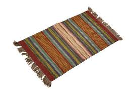 multicolor ablaze india colored jute rugs