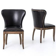 Leather Wingback Chair For Sale Dining Room Elegant Dining Furniture Design Ideas With Cozy