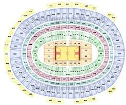 Knicks Seating Chart Madison Square Garden Seating Chart Earthsista Co