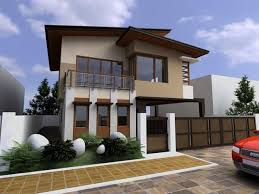 Small Picture Small Modern Asian House Exterior Designs architecture