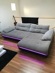 Xxl Couch Mit Led Rgb