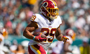 Washington Rb Depth Chart Washington Redskins Rb Derrius Guice Undergoes Surgery