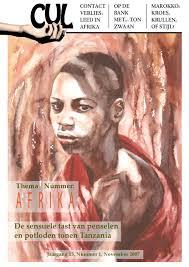 15 1 Afrika By Tijdschrift Cul Issuu
