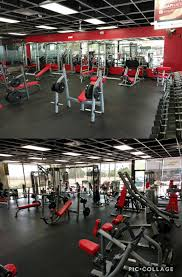 club message wele to snap fitness