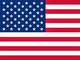 American Flag Powerpoint Background Antique Usa Flag