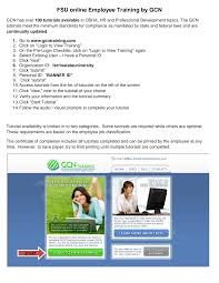 gcn training tutorials login