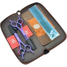 <b>Meisha</b> 5.5 <b>Inch Japan</b> 440c Salon Hairdressing Scissors Barbers ...