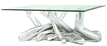 silver coffee table organic round coffee table silver silver leaf coffee table uk