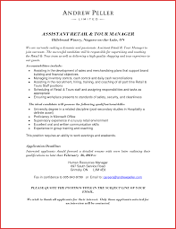 Fresh Assistant Manager Cv Template Excuse Letter