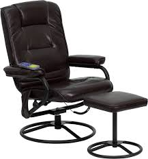 Office reclining chair High Back Office Massage Chair Massage Desk Chair Bestpriceseatingcom