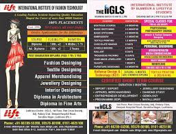 Fashion Designing Courses In Pondicherry University Fashion Design Teaching Jobs In Ludhiana School Style