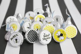 Best 25 Bee Baby Showers Ideas On Pinterest  Bee Party Bee Bumble Bee Baby Shower Party Favors