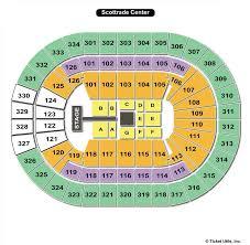 Enterprise Center Basketball Seating Chart Scottrade Center St Louis Mo Seating Chart View